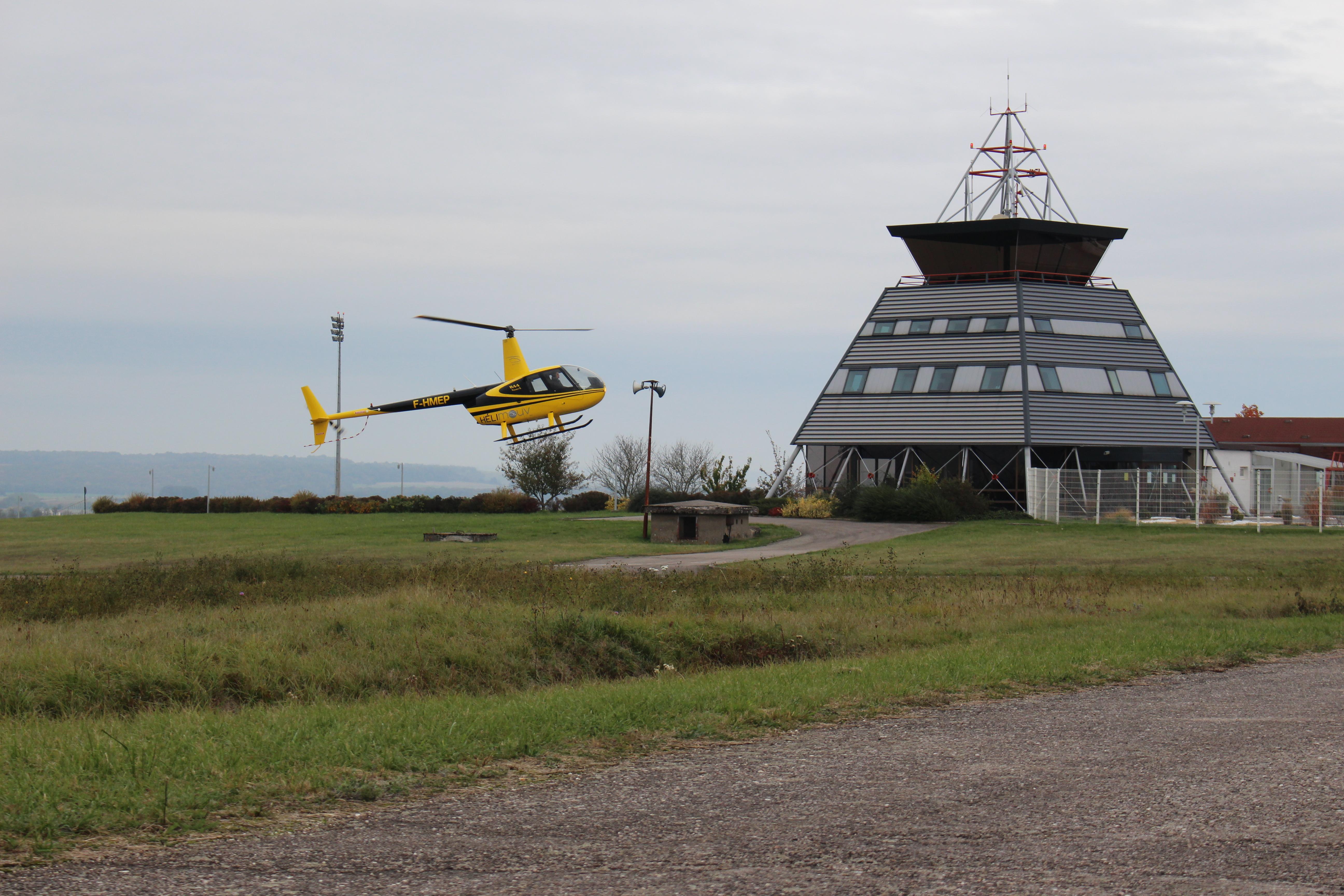Vol Hélicoptère Découverte 20 Minutes